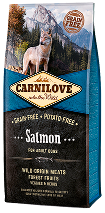 Carnilove Salmon Adult Dog Food